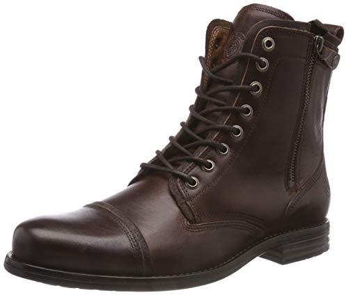 521515 Fordham Braun Brown Boots Sneaky Steve Herren Combat 8Sn7Oq