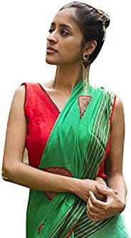 Women's Party Wear Readymade Bollywood Designer Indian Style Padded Blouse for Saree Crop Top C