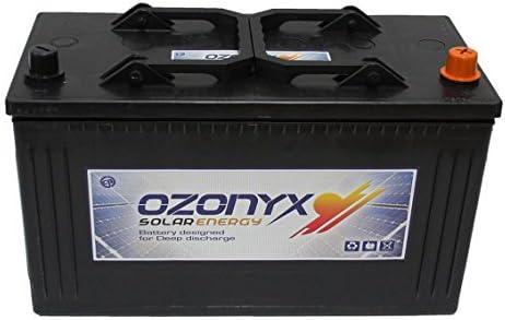 Batería Solar Ozonyx 125Ah 12V