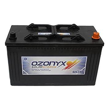Bateria Solar 125ah 12v Ozonyx Battery Solar 125AH Baterias ...