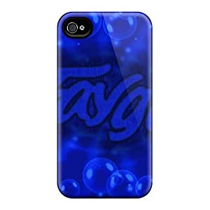 [LDTQyrg375vsCqn]premium Phone Case For Iphone 4/4s/ Blue Faygo Tpu Case Cover