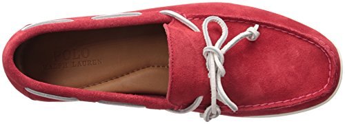 Polo Ralph Lauren Heren Kalworth-s Loafer Rood