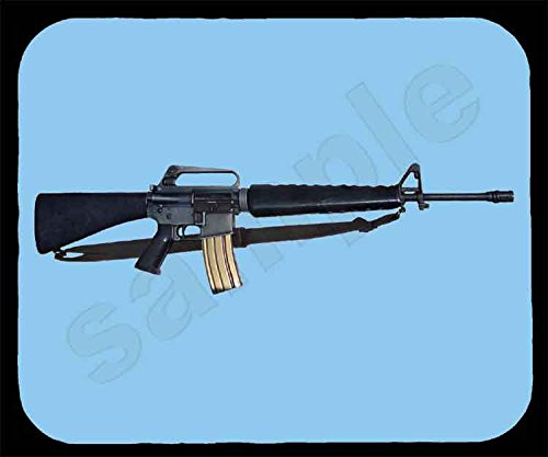 Mouse Pad; M16 (Base M16)