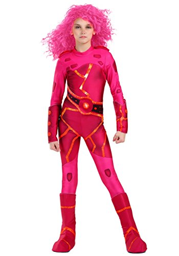 Lavagirl Toddler Costume - 4T -