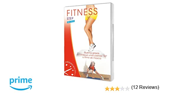 Fitness: Step, Curso Completo [DVD]: Amazon.es: Nancy Marmorat ...