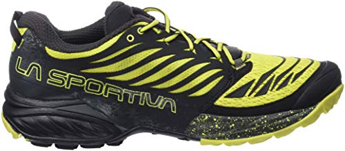 Yellow yellow Shoes Akasha Multicoloured Running Men's La Black Trail Sportiva 5 10 UK black ZCqw0EWOf