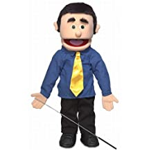 ''George'', 25In Full Body Puppet, Peach -Affordable Gift for your Little One! Item #DSPU-SP2301