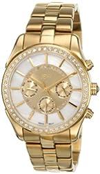JBW Women's Diamond-Accented Bracelet Watch