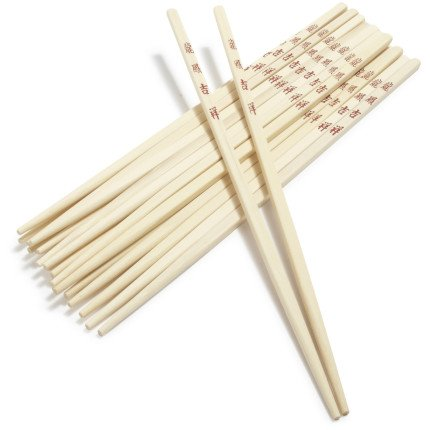Pcs Bamboo Table Chopsticks 20 Pairs