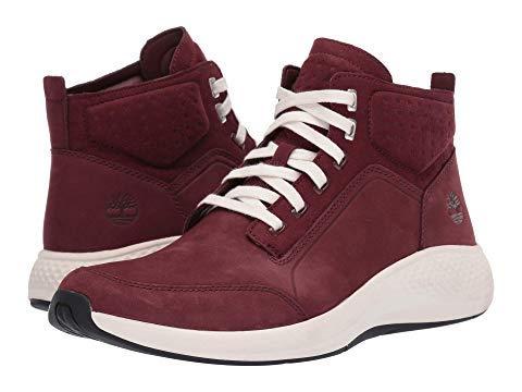 [Timberland(ティンバーランド)] メンズスニーカー靴シューズ FlyRoam Go Leather Chukka Dark Port US 10.5 (28.5cm) D - Medium [並行輸入品] US 10.5(28.5cm) D - Medium Dark Port B07N6D5G32
