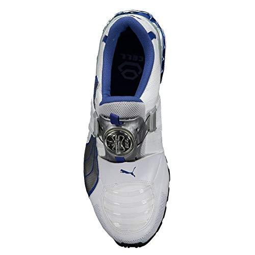 56a5f96207a Tênis Puma Cell Aether SL Branco e Azul  Amazon.com.br  Esportes e Aventura