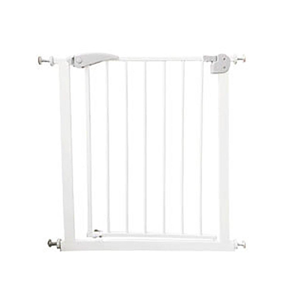 コストウェイの子供の安全ゲイツグレーの赤ちゃんの階段の障壁を赤ちゃんの安全な遊び場の難聴の門ペット犬のフェンス隔離ドア (サイズ さいず : 75-82cm+7cm) 75-82cm+7cm  B07CW7KLQ3