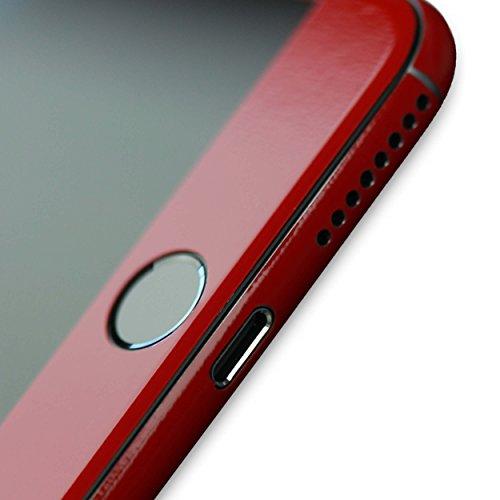 AppSkins Vorderseite iPhone 6 PLUS - Brilliant Gloss Red