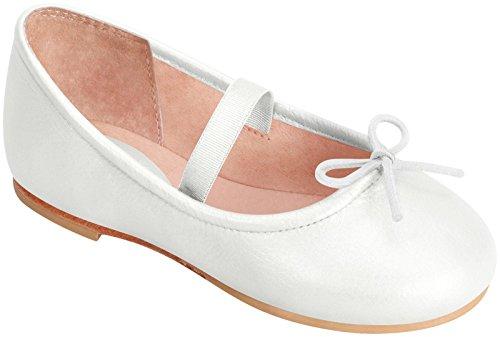 UPC Bloch Shoe Arabella Baby Flat White