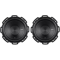 (2) Rockford Fosgate P1S4-10 Punch 10 1000 Watt Car Subwoofers Stereo Subs