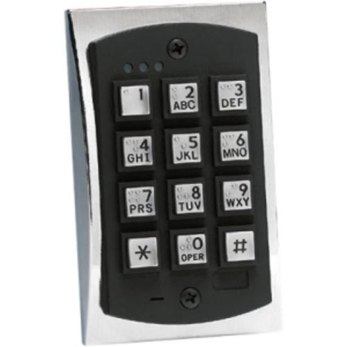 Style Access Control Keypad (LINEAR 2000EM 2000 series eM style access control keyp)