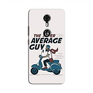 Cover It Up - Super Average Guy Gionee A1 Hard Case