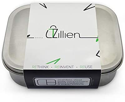 Stainless Steel Lunch Containers Tzillien product image
