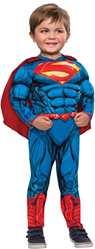 Rubie's Kids Superman Muscle Chest Costume