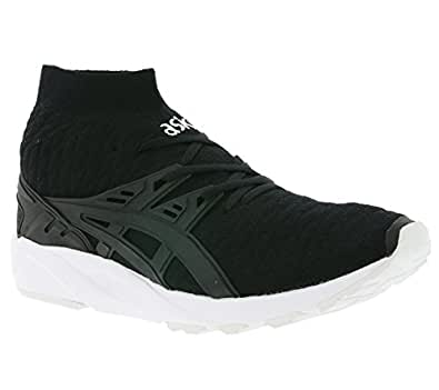 Asics - Gel Kayano Trainer Knit MT Black/Black - Sneakers Hombre - 41.5 EU
