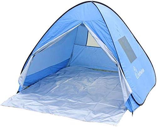 perfecti Kinder Strandzelt Pop-up Baby Spielzelt Sonnenschutz UPF 50+ UV Schutz Kinder Camping Zelt Tragbar Strandmuschel Für Outdoor Beach Lawn