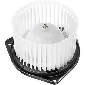 7802A217 700239 BOXI HVAC Heater Blower Motor Fan Assembly for 2008-2015 Mitsubishi Lancer 2008-2013 Mitsubishi Outlander