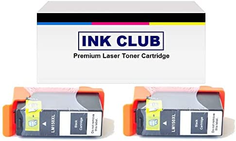S415 S515 150XL Works with: S315 Ink /& Toner USA Compatible Ink Cartridge Replacement for Lexmark 14N1614 Black Pro715 Pro915
