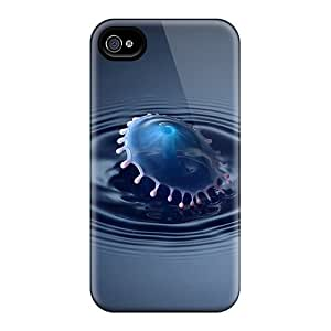 New Premium HTFGe2490AdvoH Case Cover For Iphone 4/4s/ Impact Protective Case Cover