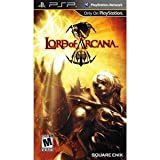 NEW Lord of Arcana PSP (Videogame Software)