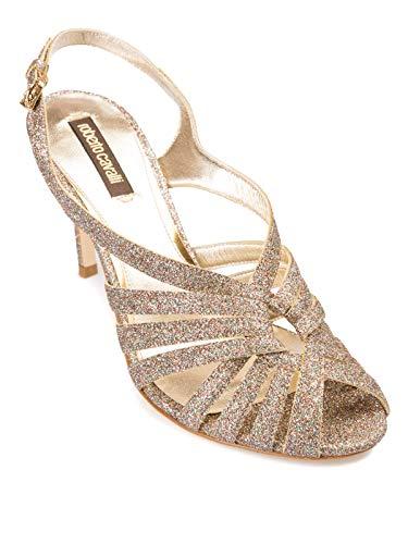 Glitterato Sandalo Sandalo Con Glitterato Tacco Con Sandalo Tacco Glitterato xTq7p