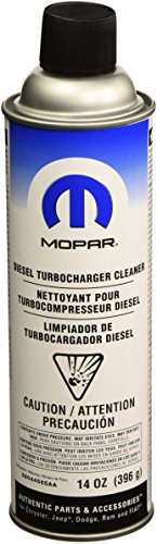 Genuine Chrysler (68044565AA) Turbo Charger Cleaner