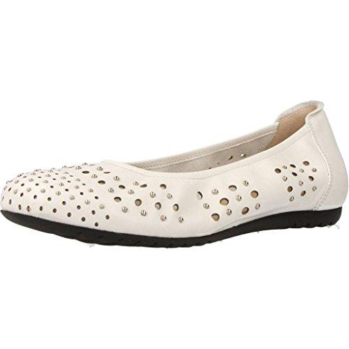 41102 Bailarina Mujer Blanco Mujer Modelo Para Zapatos Sabrinas Blanco Marca Color Sabrinas Evnd8Ixxqw