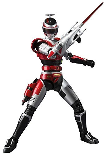 S.H. Figuarts Special Rescue Police Winspector fire about 145mm ABS & PVC painted action figure