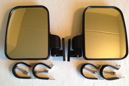 Side View Mirror Set Fits Kubota RTV 900 or RTV 1140 UTV