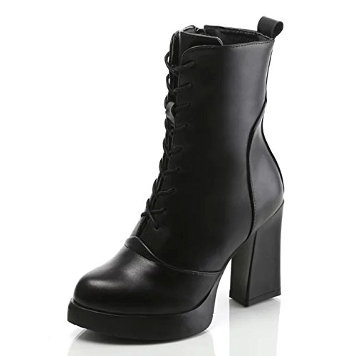 KHSKX-High Heeled Short Boots New High Heels And Short Boots In Autumn And Winter English Wind Sharp Heels And Bare Boots Women Boots Thirty-eight