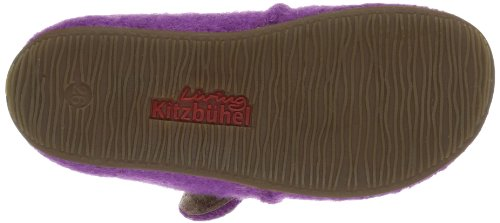 Living Kitzbühel Baby Mädchen Klett Lauflernschuhe Violett (iris 371)