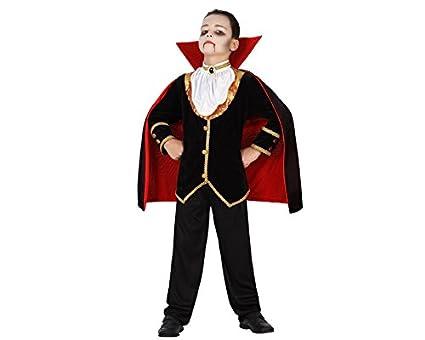 Atosa - 22754 - Disfraz - Disfraz De Vampiro - Boy - T-2: Amazon ...