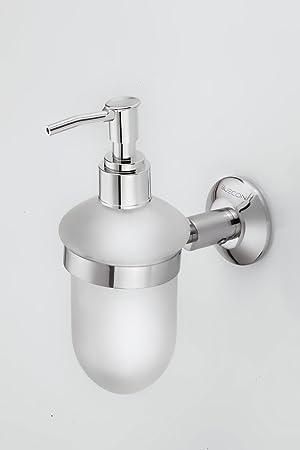 Buecon Liquid Soap Dispenser / Liquid Holder / Wall Mounted Liquid Soap Dispenser With Holder / Stainless Steel 304 Grade Bathroom Liquid Holder - Buecon Super Series