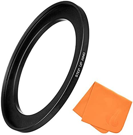 Highly Durable Step-Up Ring by Fire Filters 62mm to 72mm Step-Up Lens Adapter Ring for Camera Lenses /& Camera Filters Ultra-Slim Made of CNC Machined Aluminum with Matte Black Electroplated Finish