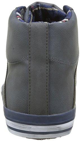 Kaporal Bearton - Zapatillas de deporte Hombre Gris