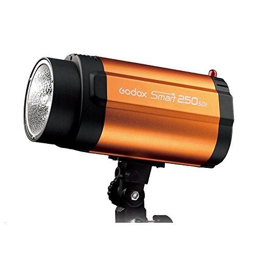 GODOX Smart 250SDI Strobe Photo Flash Studio Light 250w Pro Photography Studio Lamp head 220V 110Vの商品画像