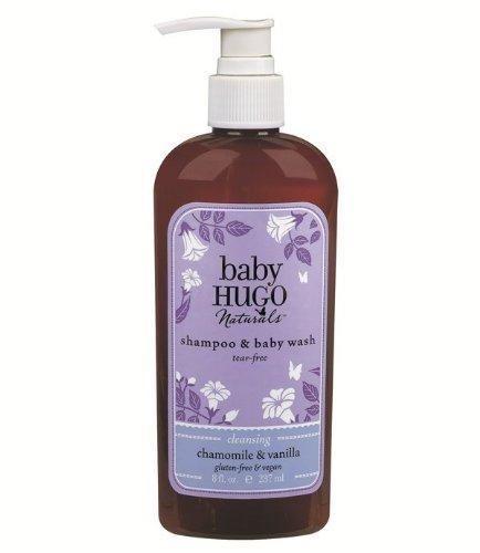 Shea Butter & Chamomile Shampoo & Body Wash-7.5 Brand: Hugo Naturals ()