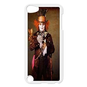 Ipod Touch 5 Phone Case Alice in Wonderland P78K789591