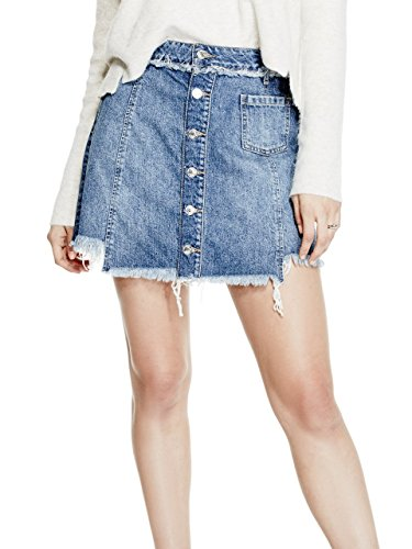 GUESS-A-Line-Mini-Skirt