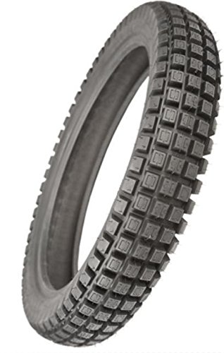 Shinko 87-4292 255 Series Trail Pro Radial Rear Tire - 120/90R18 ()