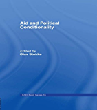 Aid and Political Conditionality (Routledge Research EADI Studies in Development)