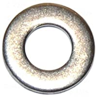 Hard-to-Find Fastener 014973449698 #8 Flat Washers - SAE (30 Piece)