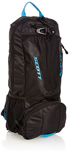 Scott Air Strike Hydro 7.5 Backpack - Black/Blue, 43 x 18 x 10 cm
