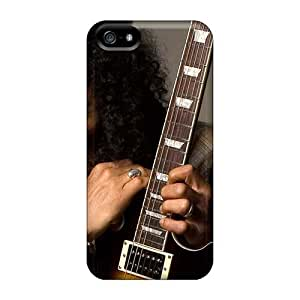 Scratch Protection Hard Cell-phone Cases For Iphone 5/5s With Support Your Personal Customized Vivid Megadeth Band Skin CharlesPoirier