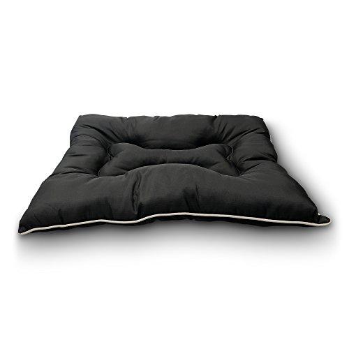 - Pet Craft Supply Super Snoozer Calming Indoor/Outdoor All Season Water Resistant Durable Dog Bed